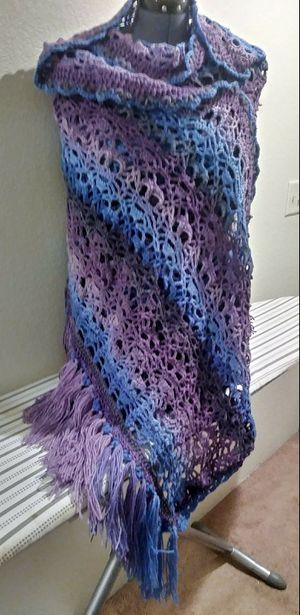 Shawl...scarfs...beanies for Sale in Tucson, AZ