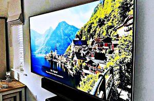 LG 60UF770V Smart TV for Sale in Denham Springs, LA