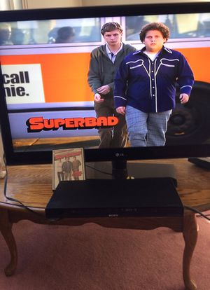 Sony DVD player for Sale in Ansonia, CT