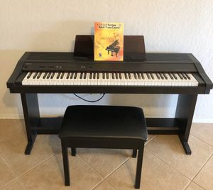 Roland Digital 3000 Piano HP-3000 Electric Keyboard for Sale in Tempe, AZ