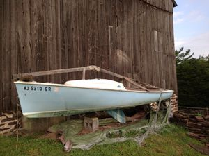 Oday day sailer 17'sailboat for Sale in Quakertown, PA