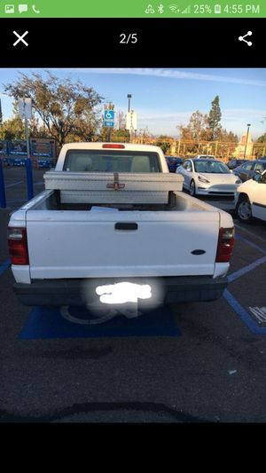 Tool box for truck for Sale in Escondido, CA