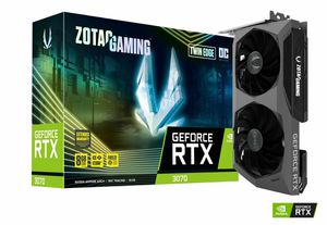 ZOTAC GAMING GeForce RTX 3070 Twin Edge OC for Sale in Charlotte, NC
