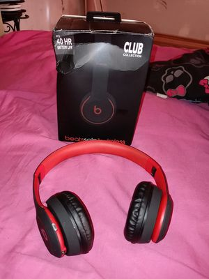 Beats solo 3 wireless headphones for Sale in Turlock, CA