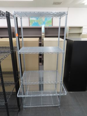 SAFCO metal wire shelving for Sale in Houston, TX