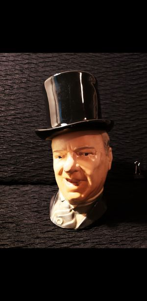 "W.C. Fields Decanter Vintage 7"" for Sale in Riverside, CA"