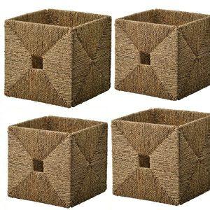 Four (4) IKEA KNIPSA Baskets for Sale in Seattle, WA