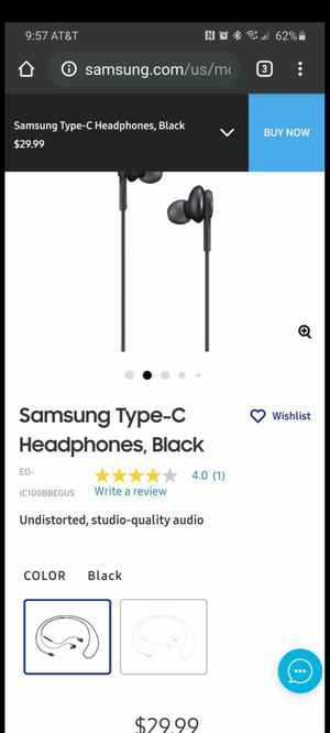 Samsung earbuds for Sale in Fresno, CA