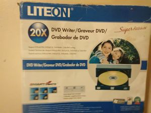 Lite on, DvD writer, DvD multi recorder for Sale in Morgantown, WV