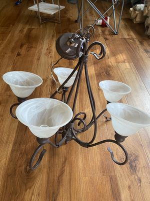 Light fixture for Sale in Frisco, TX