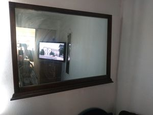 Xlarge Hanging wall mirror for Sale in Las Vegas, NV