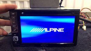 Alpine INE-W960 Navigation receiver car stereo car deck car audio for Sale in Phoenix, AZ