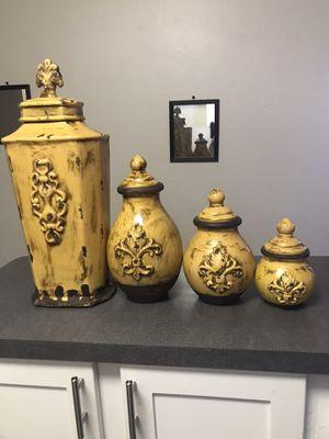 4 piezas decoración Hobby Lobby for Sale in Oceanside, CA