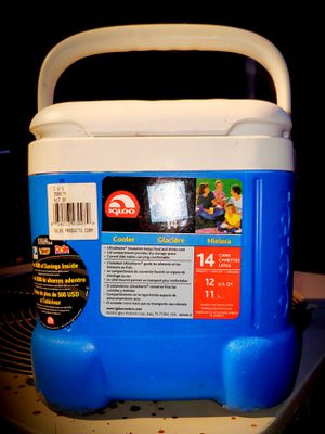 Igloo Ice Cube 14 Cooler for Sale in Fairfax, VA