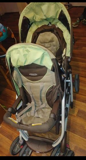 Greco stroller double for Sale in Quinlan, TX