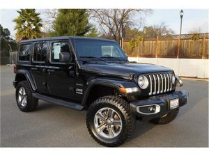 2019 Jeep Wrangler Unlimited for Sale in Concord, CA
