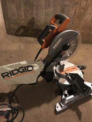 Ridgid Miter Saw R4110 for Sale in South Riding, VA