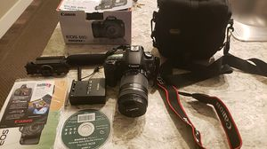 Great DSLR camera Canon 60d for Sale in Youngstown, OH