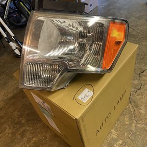 Factory F150 Headlights for Sale in Kent, WA