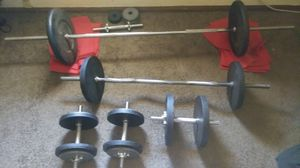Weights for Sale in San Jacinto, CA