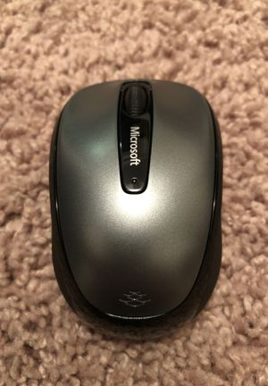 Microsoft wireless mobile mouse 3500 for Sale in Fairfield, CA