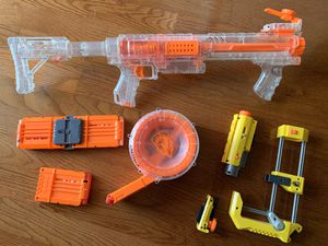 Nerf Gun Set for Sale in Bowie, MD