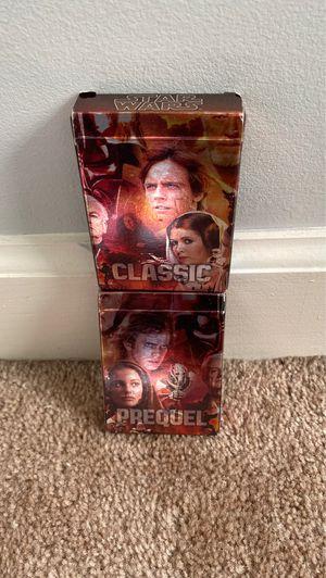 Star Wars trading cards for Sale in Manassas, VA