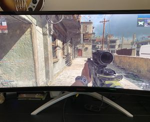 """AOC Agon AG352UCG6 35"""" Curved Gaming Monitor with G-SYNC for Sale in Baltimore, MD"""