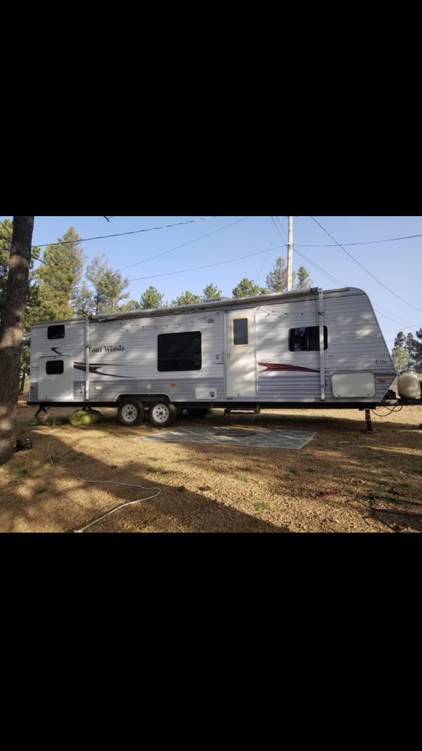 2008 four wind travel trailer lite 28 footer