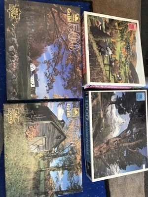Puzzles & games for Sale in Spring Valley, CA