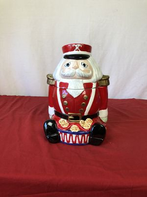 NUTCRACKER COOKIE JAR BY GIBSON for Sale in Macon, GA