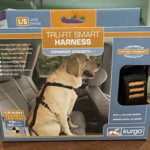 Kurgo Try-Fit Smart Harness, Sz L 50-100 Pounds for Sale in Silver Spring, MD