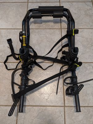 Schwinn TrackRack 3-Bike Trunk Mount Rack for Sale in Portland, OR