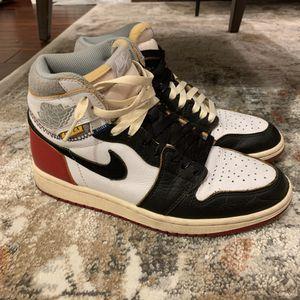 Jordan 1 Union LA Black toe size 8.5 for Sale in Claremont, CA