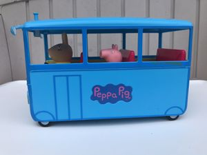 Peppa Pig School Bus for Sale in Kansas City, MO