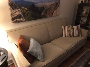 Crate and Barrel sofa for Sale in Cherry Hills Village, CO