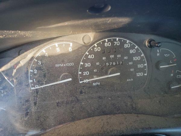 2001 Ford Ranger Edge