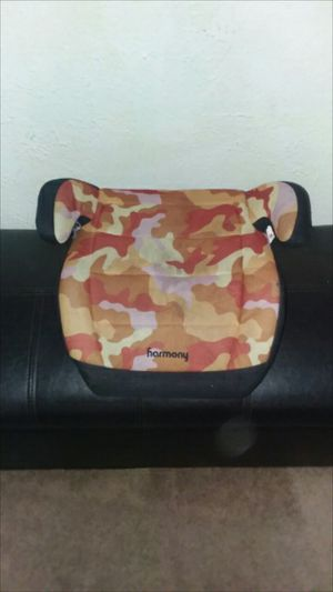 CAR BUSTER SEAT, ASKING $10 for Sale in Fort Wayne, IN