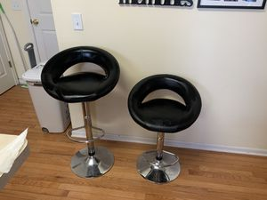 2 bar stools for Sale in Superior Charter Township, MI