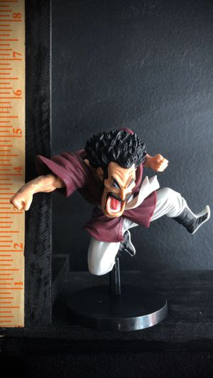 Mr. Satan DRAGON BALL 💥 Z figure statue collectible for Sale in Irving, TX