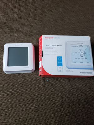 Honeywell wi fi programmable thermostat for Sale in Austin, TX