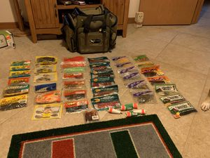 Assorted Soft Baits for Sale in Riverview, FL