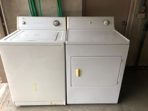 Washer and Dryer Set for Sale in Cincinnati, OH