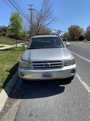 2006 Toyota Highlander for Sale in Silver Spring, MD