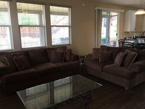 Sofa and Love seat for Sale in Menifee, CA