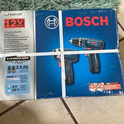 Bosch 2 Tool Combo Kit for Sale in West Valley City,  UT