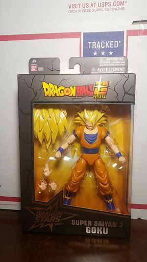 Dragon Ball Z Super Saiyan 3 Goku Toei Funimation wave 10 for Sale in Ontario, CA