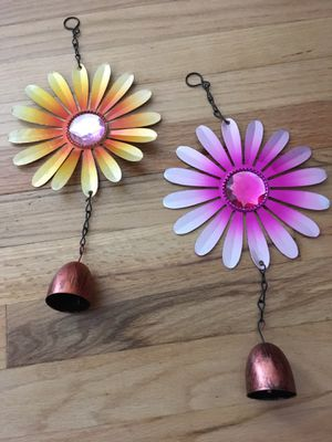 Colorful Flower Wind Chimes for Sale in Glendale, CA