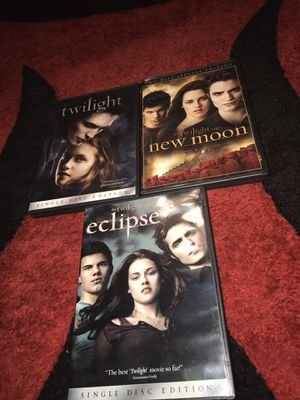 Twilight saga for Sale in Everett, WA