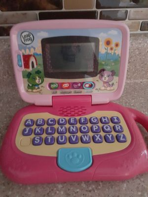 Leapfrog Pink Laptop for Sale in Winston-Salem, NC